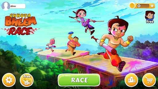 Chhota Bheem Race Game 1