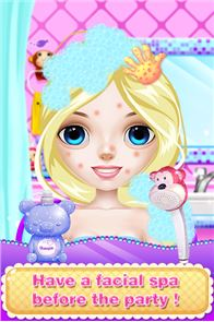 Princess Makeup Salon 2