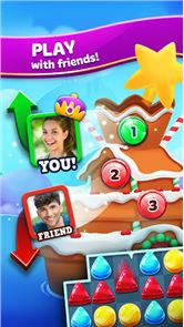 Frozen Frenzy Mania – Match 3 4