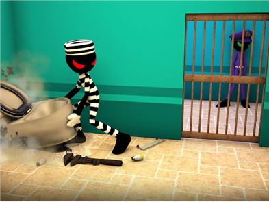 Stickman Escape Story 3D 6