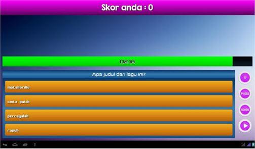 Tebak Lagu Indonesia 5
