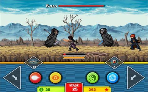 Neji Storm Ninja 3
