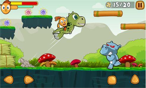 Jungle Adventures Story 1