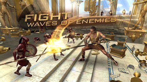 Gods Of Egypt Game 2