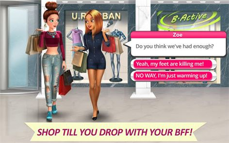 It Girl Story – Hollywood Star 1