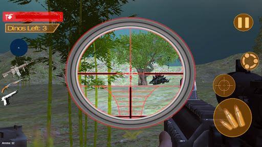 Dino Jungle Hunt 4