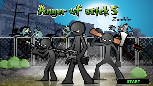Anger of Stick 5 1