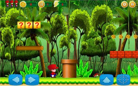 Jungle World of Mario 1