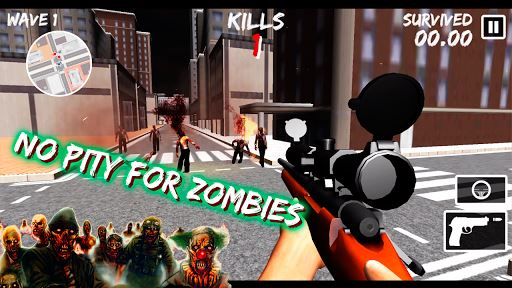 Zombie Sniper Game 5