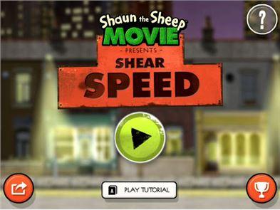 Shaun the Sheep – Shear Speed 6