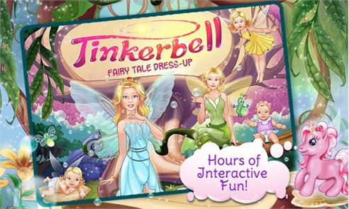Tinkerbell Dress Up & Story 1