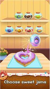 Make Donut – Kids Cooking Game 2