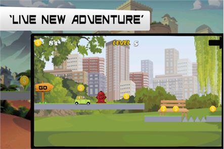 Racing Car Mr-Bean 1