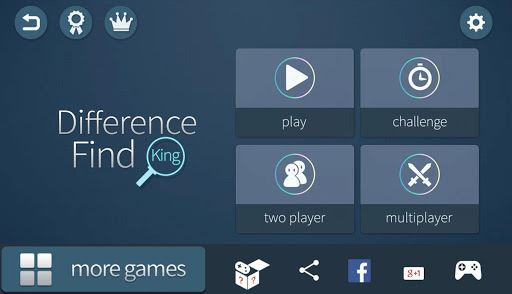 Difference Find King 6