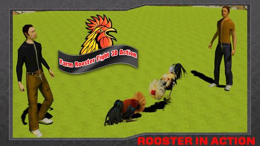 Farm Deadly Rooster Fighting 5