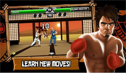 Ultimate Combat Fighting 4