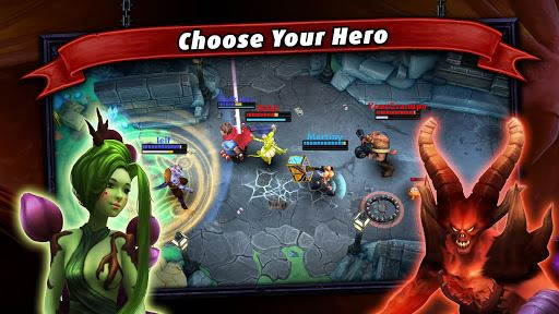 Heroes of SoulCraft – MOBA 3