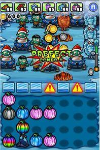 Pumpkins vs. Monsters 4