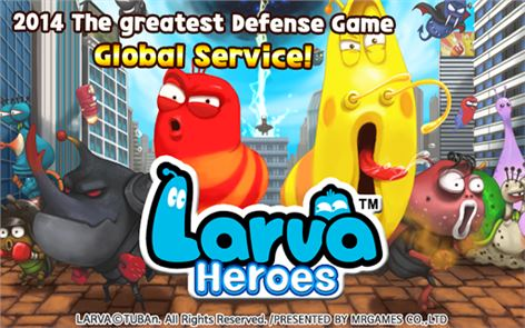 Larva Heroes: Lavengers 2014 1
