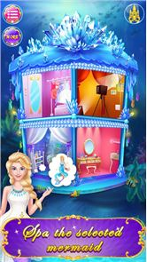 Mermaid Makeup Salon 6