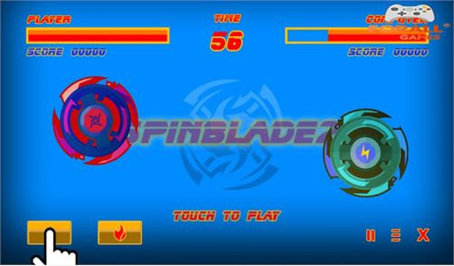 Spin Blade 2 3