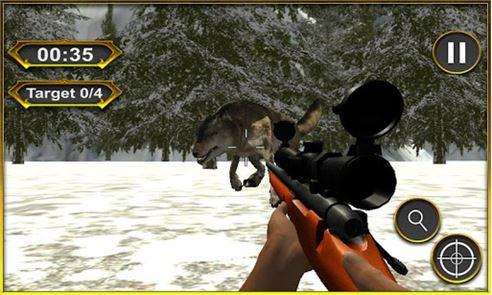 hunting Jungle Animals 3