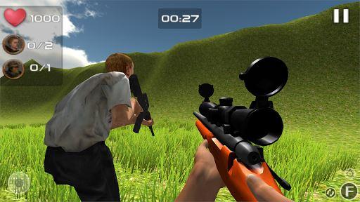 SWAT Sniper Team 5