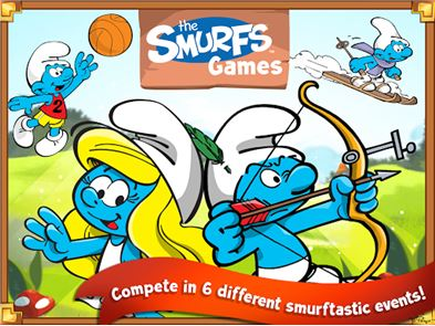 The Smurf Games 6