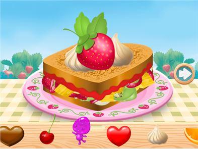 Strawberry Shortcake Food Fair 2