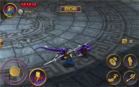 LEGO® Ninjago™ Tournament 6