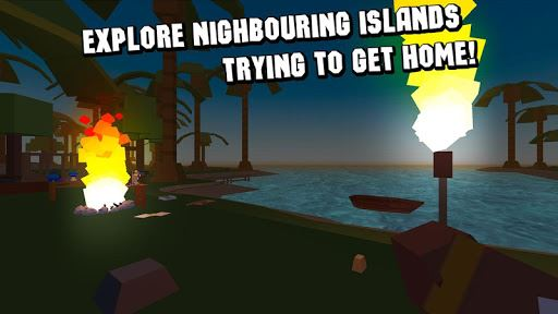 Cube Island Survival Simulator 5