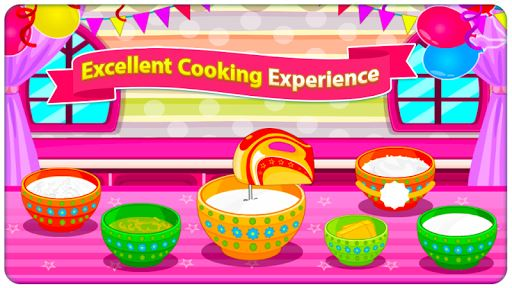 Bake Cupcakes – Cooking Games 5