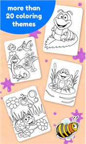 Doodle Coloring Book 4