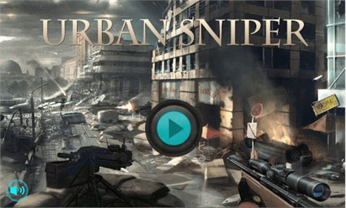 Urban Sniper Shooter 1