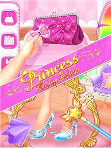 Princess Party Salon-Girl Game 4