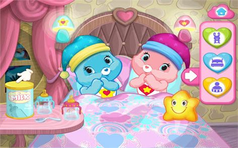 Care Bears Rainbow Playtime 6