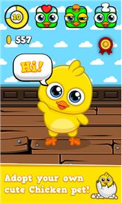 My Chicken – Virtual Pet Game 1