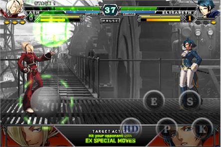 THE KING OF FIGHTERS-A 2012(F) 4