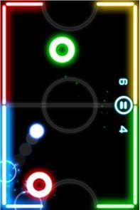 Glow Hockey 2 1