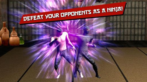 Ninja Kung Fu Fighting 3D 1