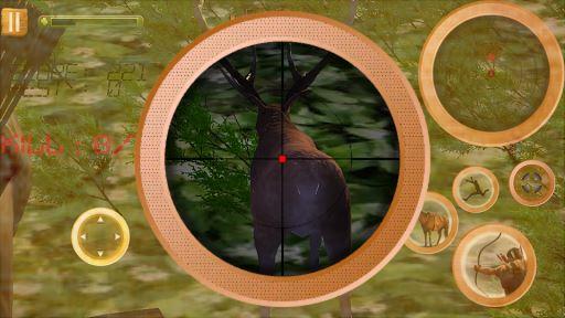 Jungle Animals Hunting Archery 3