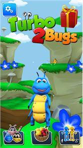 Turbo Bugs 2-Run & Survive 1