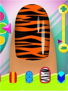 Crayola Nail Party: Nail Salon 3