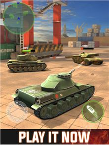War Machines Tank Shooter Game 1