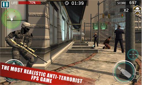 SWAT Crime Sniper 1