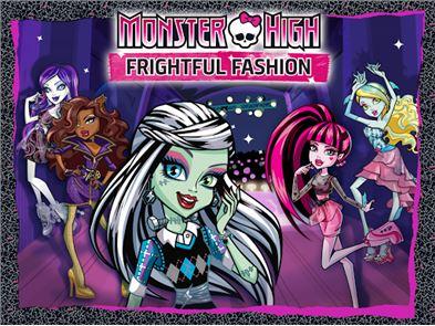 Monster High Frightful Fashion 6