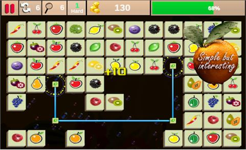 Onet new Fruits 4