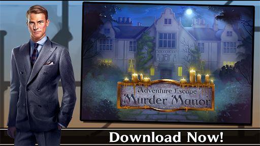 Adventure Escape: Murder Manor 5