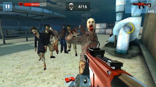 Zombie Objective 4