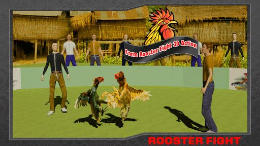 Farm Deadly Rooster Fighting 1